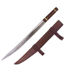 Anglo Sax espada, século IX