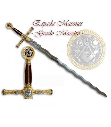 Masones.- Sword Master Degree