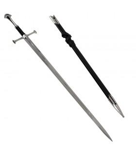 espada fantástico com bainha (129 cms.)