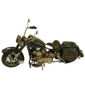 Miniature Chopper motocicleta velha