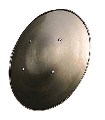 escudo abobadado funcional, 58 cms.