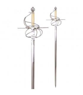 espada Rapier italiano, S. XVII