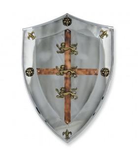 Escudo Rústico Ricardo Corazón de León