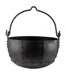 caldeirão Medieval Riveting