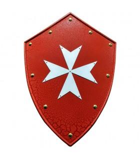 Escudo cruz Hospitalaria