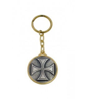 Pate cruz-chave