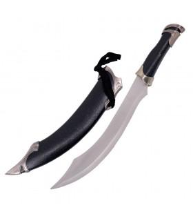 Elf faca com tampa