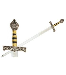 Espada de prata Barbarossa