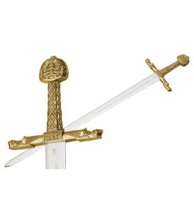 Espada de Carlos Magno Bronze