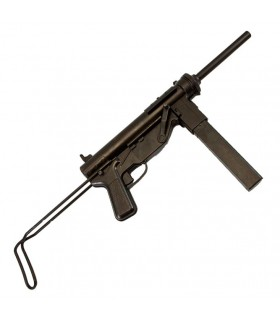 Metralhadora M3 graxa arma EUA segunda guerra mundial