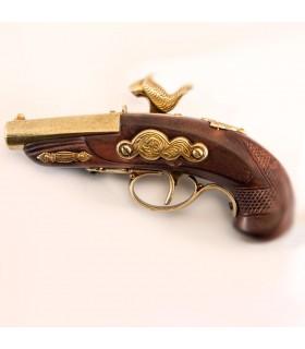 Pistola Deringer Filadelfia de percusión, USA 1862