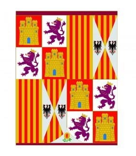 Monarcas Católicos do brasão padrão