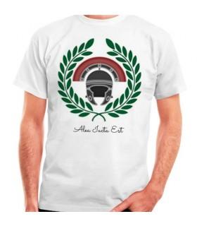 T-shirt romana Centurion, manga curta