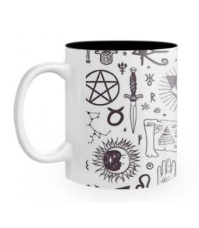 Taza Cerámica esotérica astral