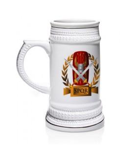 Jarro de cerveja Roman Legions