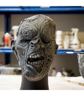 Máscara Cabeça Humana Mutante (59-61 cms.)