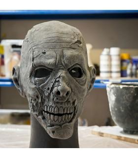 Máscara Cabeça Humana Zumbi (57-59 cms.)