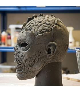 Máscara Cabeça Zumbi Entranhas (57-59 cms.)