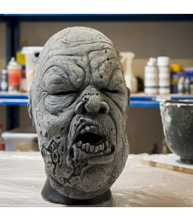 Máscara Cabeça Zumbi (59-61 cms.)