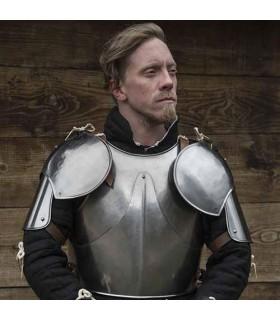 Par de Ombreiras Soldado Medieval