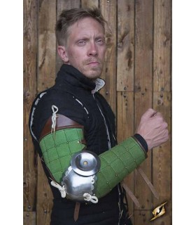Proteção completa de um braço de Paladino