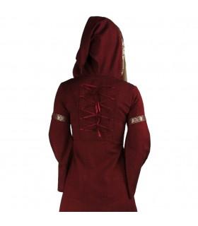 Vestido medieval menina.