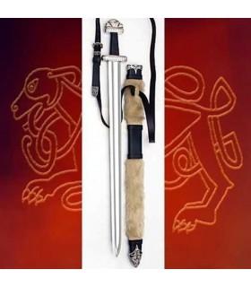 Espada do Rei Viking com Bainha (96 cms.)