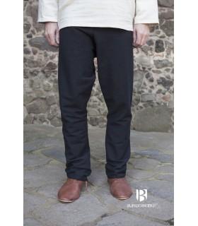 Calças medievais Ragnar, preto