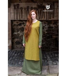 Sobrevesta Medieval Mulher Haithabu Mostarda