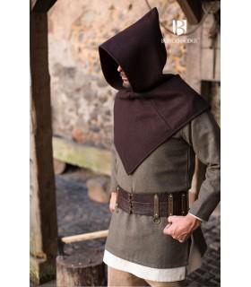 Gugel Bjorn fabricado em lã