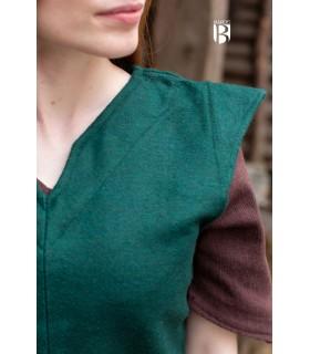 Túnica mulher Meril, lã verde
