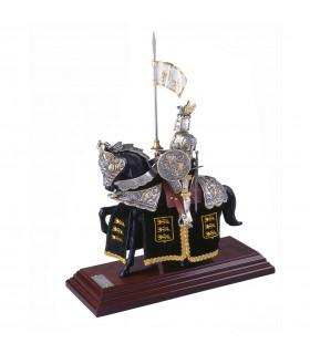 Armadura a cavalo Cidade do Dragão Dourado