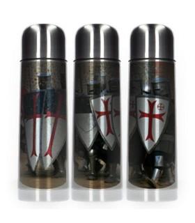 Termo de os Cavaleiros Templários, 750 ml.