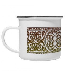 Copo bronze Vintage Sanefa Medieval