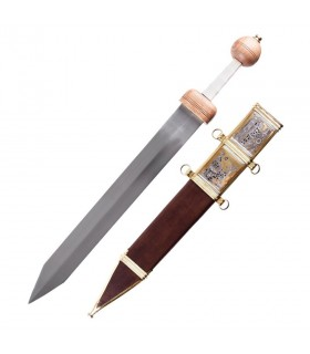 Espada gladius Pompéia