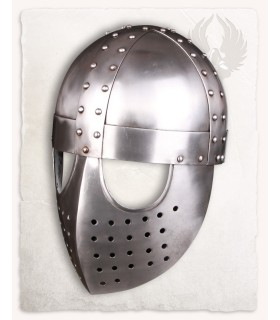 Capacete Spangen medieval, Harald