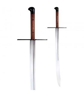 Espada Grosses Messer com bainha