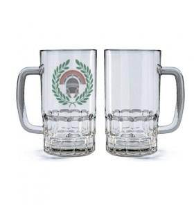 Jarro de Cerveja Cristal Centurião Romano