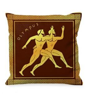 Almofada Olimpíadas Gregas, Atletismo