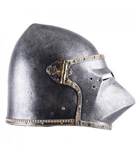 Capacete Medieval Bicudo para crianças