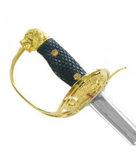 Espada De Oficial Do Exército De Terra Espanhol