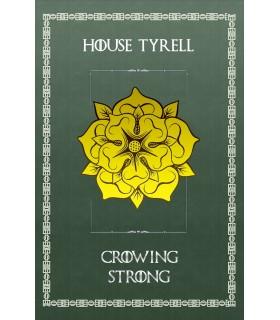 Estandarte Jogo de Tronos House Tyrell (75x115 cms.)