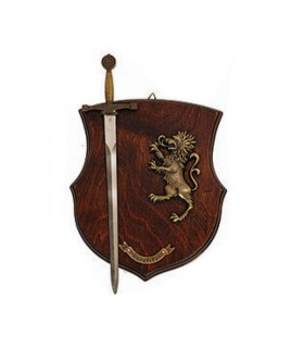 Panóplia Excalibur e Leão