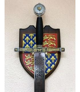 Expositor de parede espada Excálibur