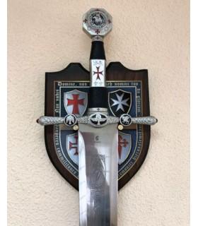Expositor de parede Cavaleiros Ordens Religiosas