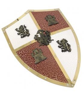 Escudo Castela e Leão