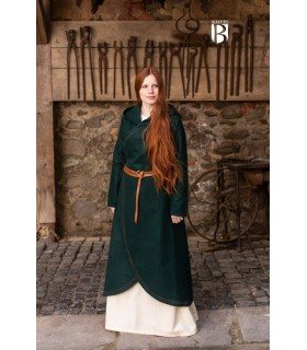 Camada medieval Enya, lã