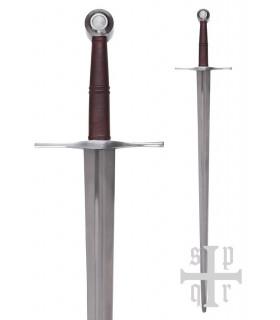 Espada medieval Bastarda, funcional