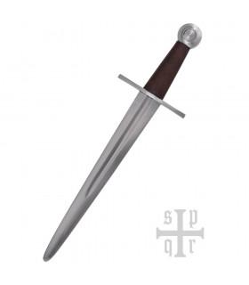 A espada de Cavaleiro Medieval, funcional