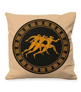 Almofada Antigas Olimpíadas Gregas